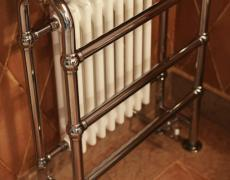 Heated towel rail Gentry Home